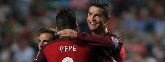 Cristiano Ronaldo ataca la clasificación de Messi con un comentario que corre como la pólvora