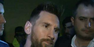 """Jorge Sampaoli: """"Era ilógico que el torneo más importante no tuviese a Messi como protagonista"""""""