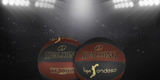 Los aficionados de la Liga Endesa eligen el balón con toques dorados