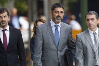 La juez deja en libertad a Trapero pero le quita el pasaporte y le ordena presentarse cada 15 días
