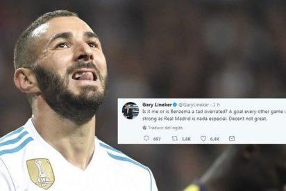 Benzema tiene desviado el punto de mira: dos goles en veinte disparos
