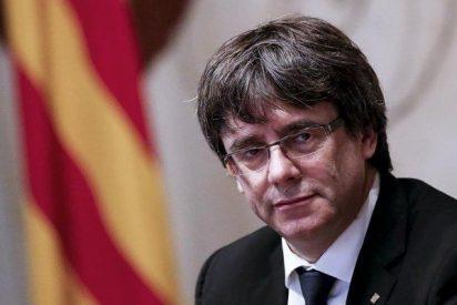 El independentista Puigdemont dice que sopesa ir al Senado antes de que se aplique el 155 en Cataluña