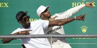 Hamilton casi campeón mundial, Sainz notable y Alonso abandona