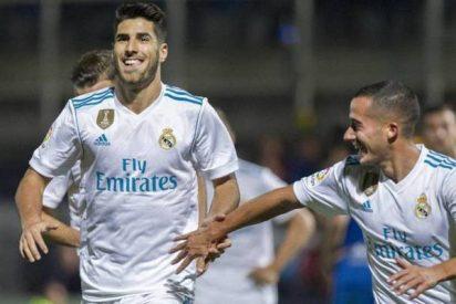 Copa del Rey: El Real Madrid encarrila el pase desde el punto de penalti