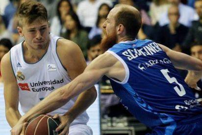 El Real Madrid sufre para ganar en Burgos donde Santi Yusta hace de Doncic