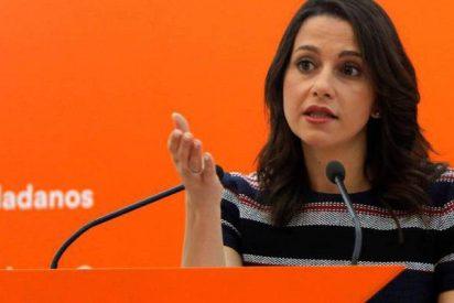 Inés Arrimadas insiste en un pacto entre los partidos constitucionalistas para el 21-D