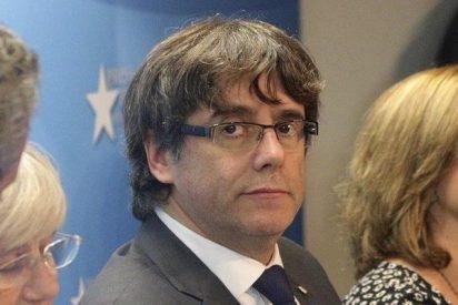 La juez Lamela cita este jueves en la Audiencia a Puigdemont y al Govern imputados por rebelión y sedición