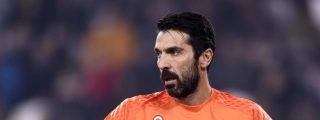 El nuevo look de Gianluigi Buffon para volver al estadio de la Juventus
