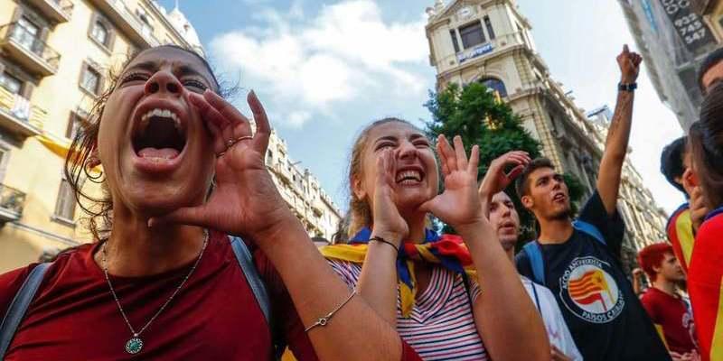 Cataluña: La resaca del 1-O