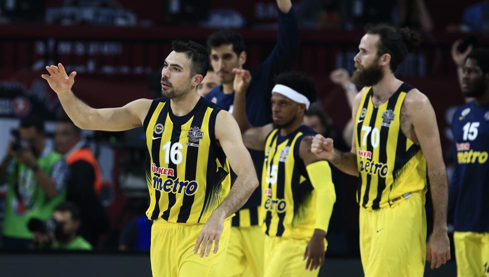 Cinco clubes españoles para inquietar la corona del turco Fenerbahce