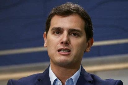 Albert Rivera insta a Rajoy a aplicar ya el artículo 155 para evitar la declaración de independencia en Cataluña