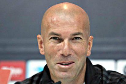 """Zinedine Zidane: """"Ganar la Liga ha sido lo más bonito de mis 100 partidos con el Real Madrid"""""""