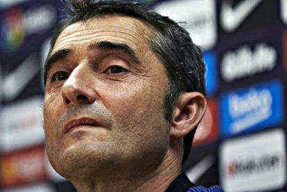 """Ernesto Valverde: """"Messi lleva la carga de ser el mejor cada día y es difícil"""""""