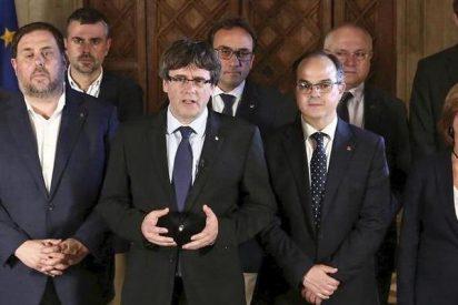 Un desafiante Puigdemont anuncia que declararán la independencia en los próximos días