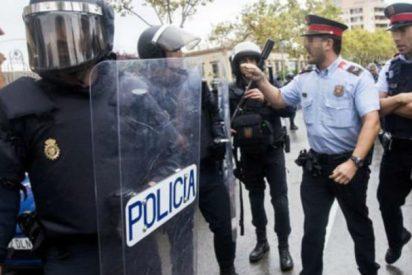 La Guardia Civil mete en vereda a Mossos que apoyan el referéndum ilegal