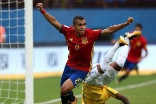 España arrolla a Níger y recupera sus opciones en el Mundial Sub-17