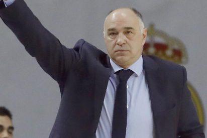 """Pablo Laso: """"Ahora mismo solo pienso en que el Real Madrid acabe entre los ocho primeros"""""""