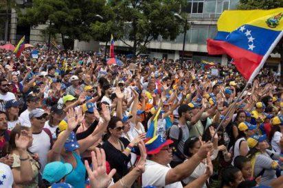 El Parlamento Europeo otorga el Premio Sájarov 2017 a la oposición venezolana