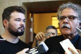 Lo que se inventan Tardà y Rufián para seguir cobrando un pastón en el Congreso español