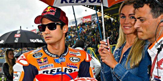 """Dani Pedrosa: """"Las condiciones mixtas, como las que hay en GP de Japón, son siempre un desafío"""""""