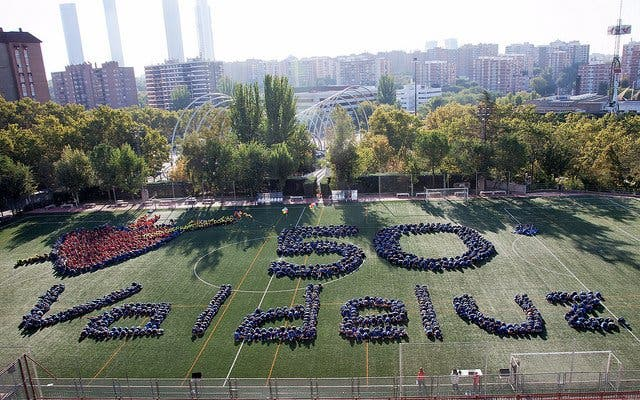 El colegio Valdeluz celebra 50 años de actividad educativa