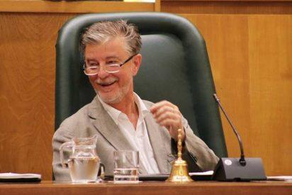 [AUDIO] Losantos le pega un repaso al engominado alcalde de Zaragoza por llevar al pregón a Ada Colau