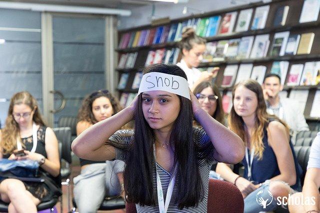Scholas Ocurrentes fomenta el diálogo en Tarragona