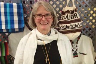 """Deborah Chapman: """"Un matrimonio de sacerdotes es un ejemplo de cómo ser cristianos juntos"""""""