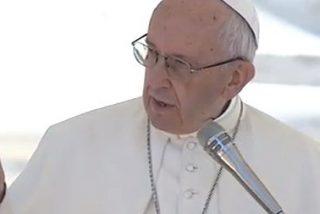 """Francisco, a los vicencianos: """"Gracias por vivir en las calles del mundo"""""""