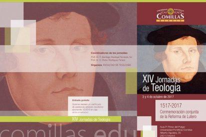 Comillas conmemorará el V Centenario de la Reforma de Lutero