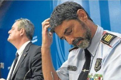 Rajoy, ¿a qué esperas para empurar al golpista y Mayor 'Trapacero' de los Mossos?