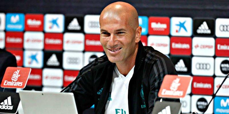 Zidane no ha repetido formación inicial en los 12 partidos que lleva el Real Madrid