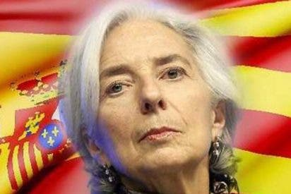 El FMI también alerta sobre los efectos perniciosos del disparate en Cataluña