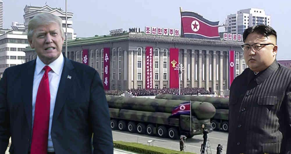 EE.UU. afirma que no declarará la guerra a Corea del Norte: atacarían sin avisar