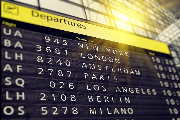 Lo que muestra el aeropuerto de Toronto junto a los vuelos a Barcelona... ¡con dos cojones!