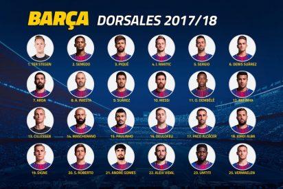 Broncas y bandos en el vestuario del Barça por la puñetera independencia de Cataluña
