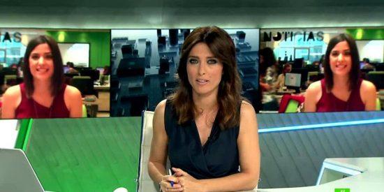 [VIDEO] Pillada épica a los presentadores de 'laSexta Noticias' en pleno directo