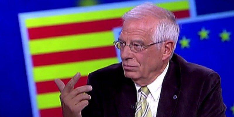 El socialista Borrell hace fosfatina a TV3 en... ¡La Sexta de Wyoming!