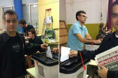 Societat Civil Catalana demuestra que una persona puede votar varias veces sin problemas