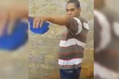 [VIDEO] Chica grabó su propio asesinato tras discutir con su vecino
