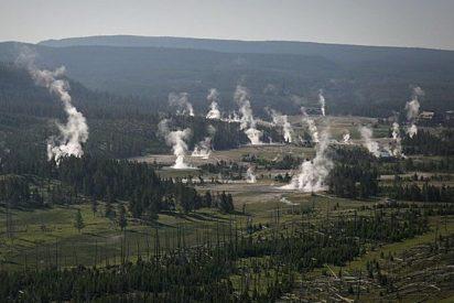 Récord de sismos sacude al supervolcán que podría alterar el clima de todo el planeta