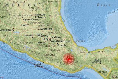 Otro sismo de magnitud 4,7 sacude México