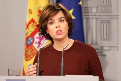 """El Gobierno carga contra el discurso del acabado Puigdemont: """"Es de alguien que no sabe dónde va"""""""
