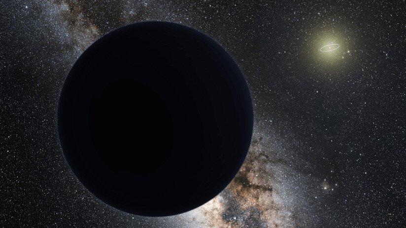 Científicos hablan de un inmenso cuerpo celeste en el sistema solar