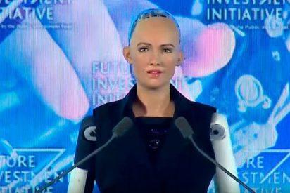 [VIDEO] Arabia Saudita otorga ciudadanía a un robot