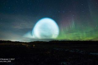 [VIDEO] Una gran esfera brillante iluminó el cielo en Siberia