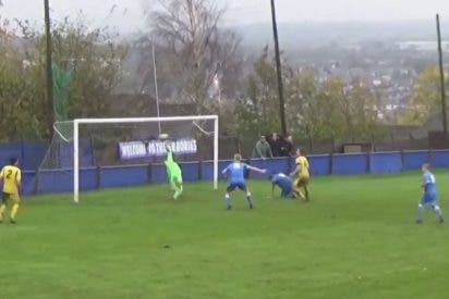 [VIDEO] Esto pasó cuando ganaban 3 a 1 en el minuto 90