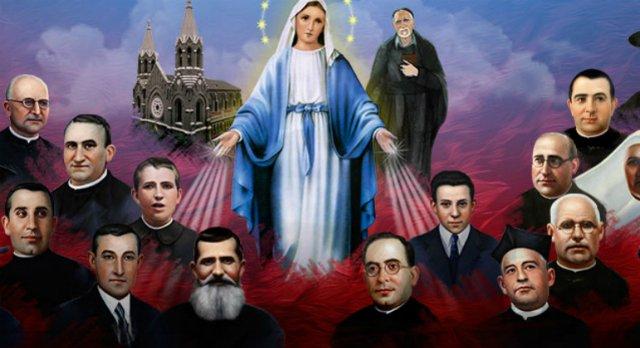 Amato beatificará en noviembre en Madrid a sesenta vicencianos