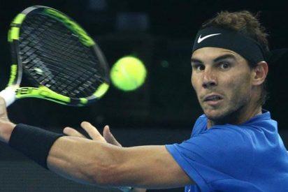 """Rafa Nadal: """"No estoy cansado de ganar"""""""