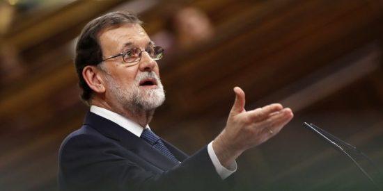 Mariano Rajoy aplicará 'inmediatamente' el 155... si Puigdemont no retira la declaración de independencia